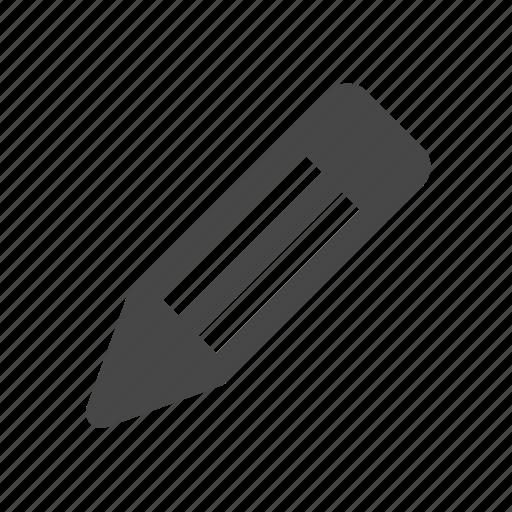 art, draw, drawing, pencil, simple pencil, write icon