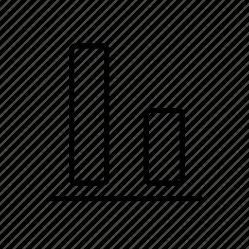 align, arrange, artboard, base, bottom, layer icon