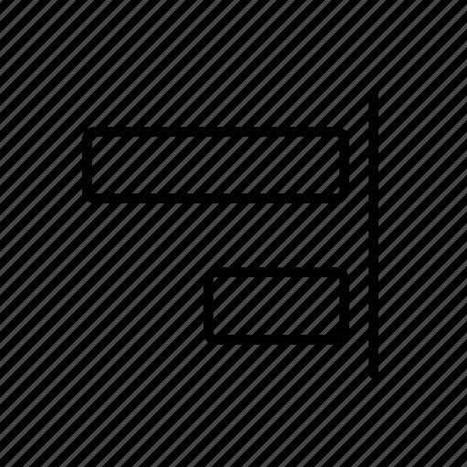 align, artboard, layer, margin, right, template icon
