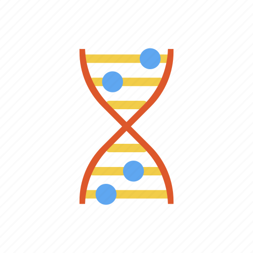 artificial intelegence, biology, dna, education, lab, science icon
