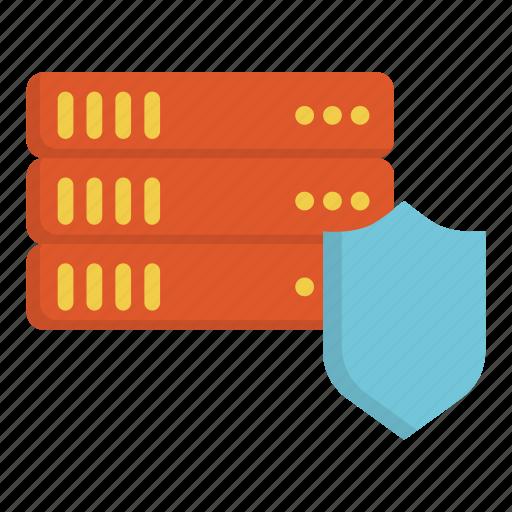 cloud, data, database, document, security, storage icon