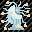artificial, intelligence, brain, idea, think, initiative