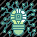 idea, innovation, energy, lightbulb, power