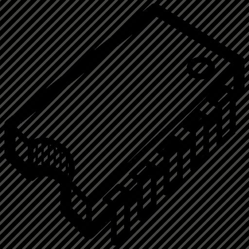 chip, circuit, computer, microchip, microprocessor, silicon, technology icon