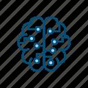artificial, intelligence, ai, artificial intelligence, brain