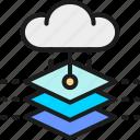 artificial, chip, cloud, data, database, intelligence, server