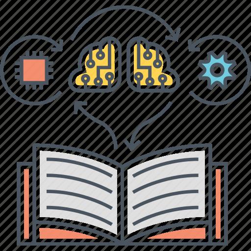 deep learning, learning, machine, machine learning icon