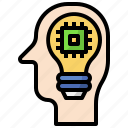 artificial, brain, engineering, intelligence, intelligent, reverse, robot
