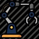 arm, artificial, fiction, futuristic, robotic, robotics, science