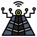 semaphore, sign, signal, signalize, tocsin icon