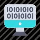 artificial, binary, code, intelligence, machine, robotic, technology