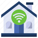 buildings, electronics, estate, house, real, smarthouse, ui