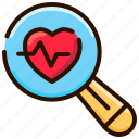 ai, analysis, artificial intelligence, healthcare, healthcare system analysis, heart icon