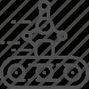 arm, belt, conveyor, industry, mechanical, package, robot
