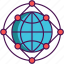 artificial, artificial intelligence, noosphere icon