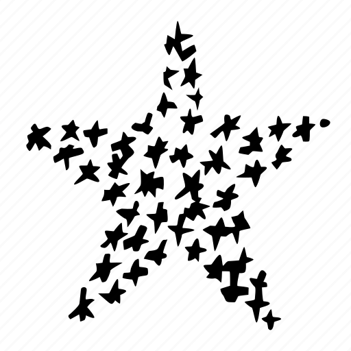 art, arts and crafts, craft, doodle, glitter, hobby icon