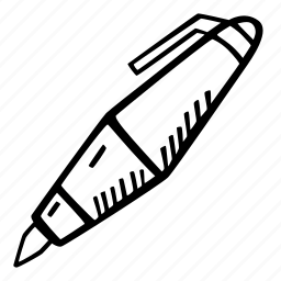 art, arts and crafts, craft, doodle, hobby, pen icon