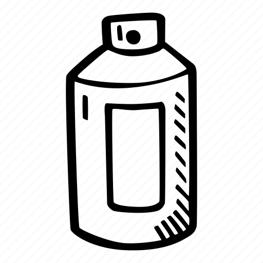 art, arts and crafts, craft, doodle, hobby, paint, spray icon