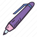 art, arts and crafts, craft, doodle, drawing, hobby, pen icon