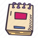 art, arts and crafts, craft, doodle, hobby, sketchbook icon