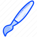 brush, brushes, paint icon
