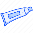 glue, mechanic, pasta icon