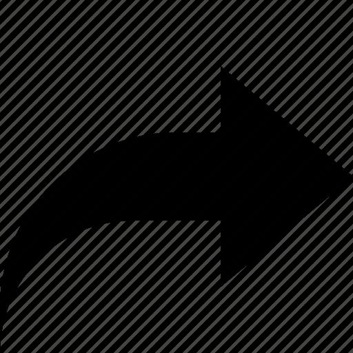 foward, next icon