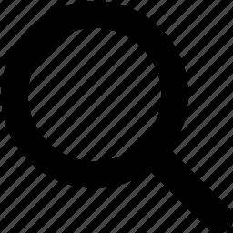 analysis, fi icon
