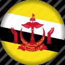 brunei, flag