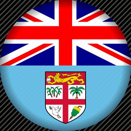 fiji, flag icon