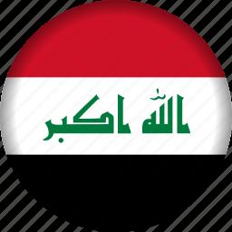 flag, iraq icon