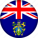 flag, islands, pitcairn icon