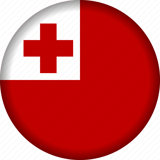 flag, tonga icon