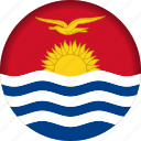 flag, kiribati icon