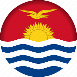 flag, kiribati icon