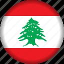 flag, lebanon
