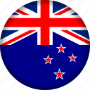flag, new, zealand icon