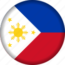 flag, philippines icon