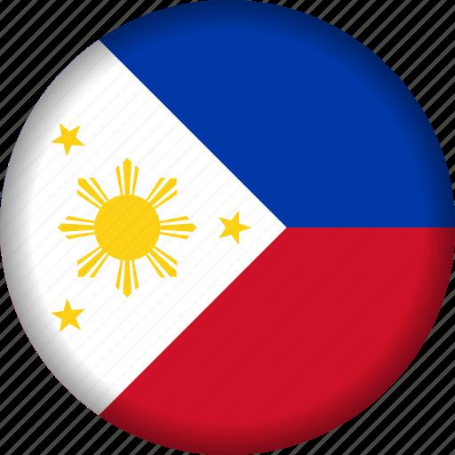 flag, philippines icon