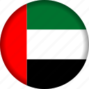 flag, uae icon