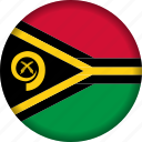 flag, vanuatu icon