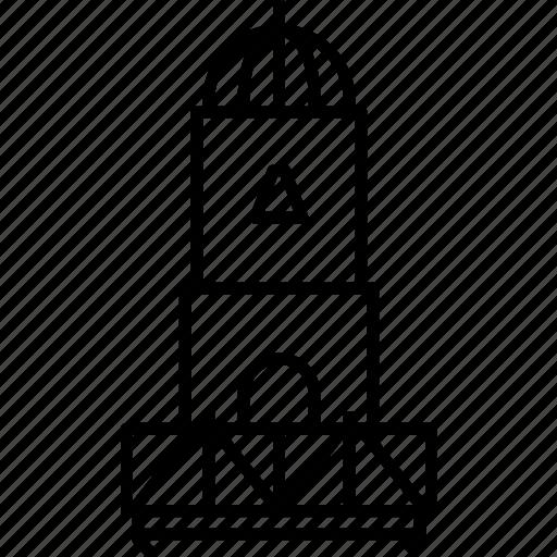 al khamis, bahrein, landmark, manama, minaret, mosque icon