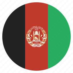 afghanistan, afghanistani, asian, country, flag, national icon