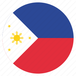 asian, country, flag, national, philippines icon