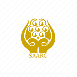 asian, association, flag, saarc, south, south east icon