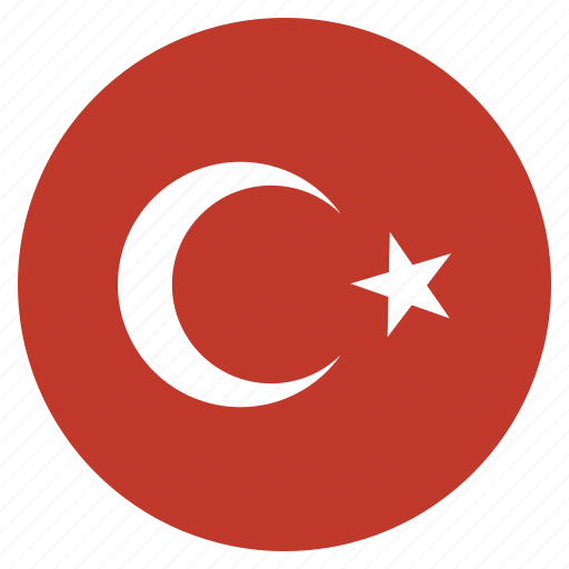 asian, country, flag, national, turkey, turkish icon