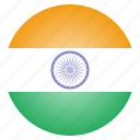 country, flag, indian, india