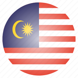 asian, country, flag, malaysia, malaysian, national icon