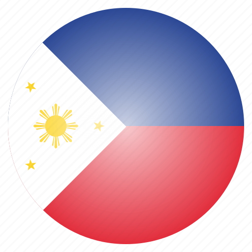 asian, country, filipino, flag, national, philippines icon