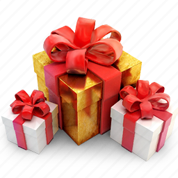Box Gift Package Present Icon